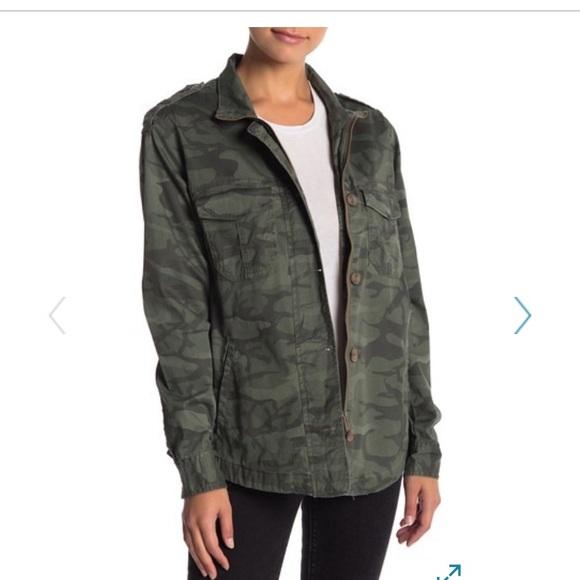 UNIONBAY Jackets & Blazers - Unionbay Camo print shirt jacket
